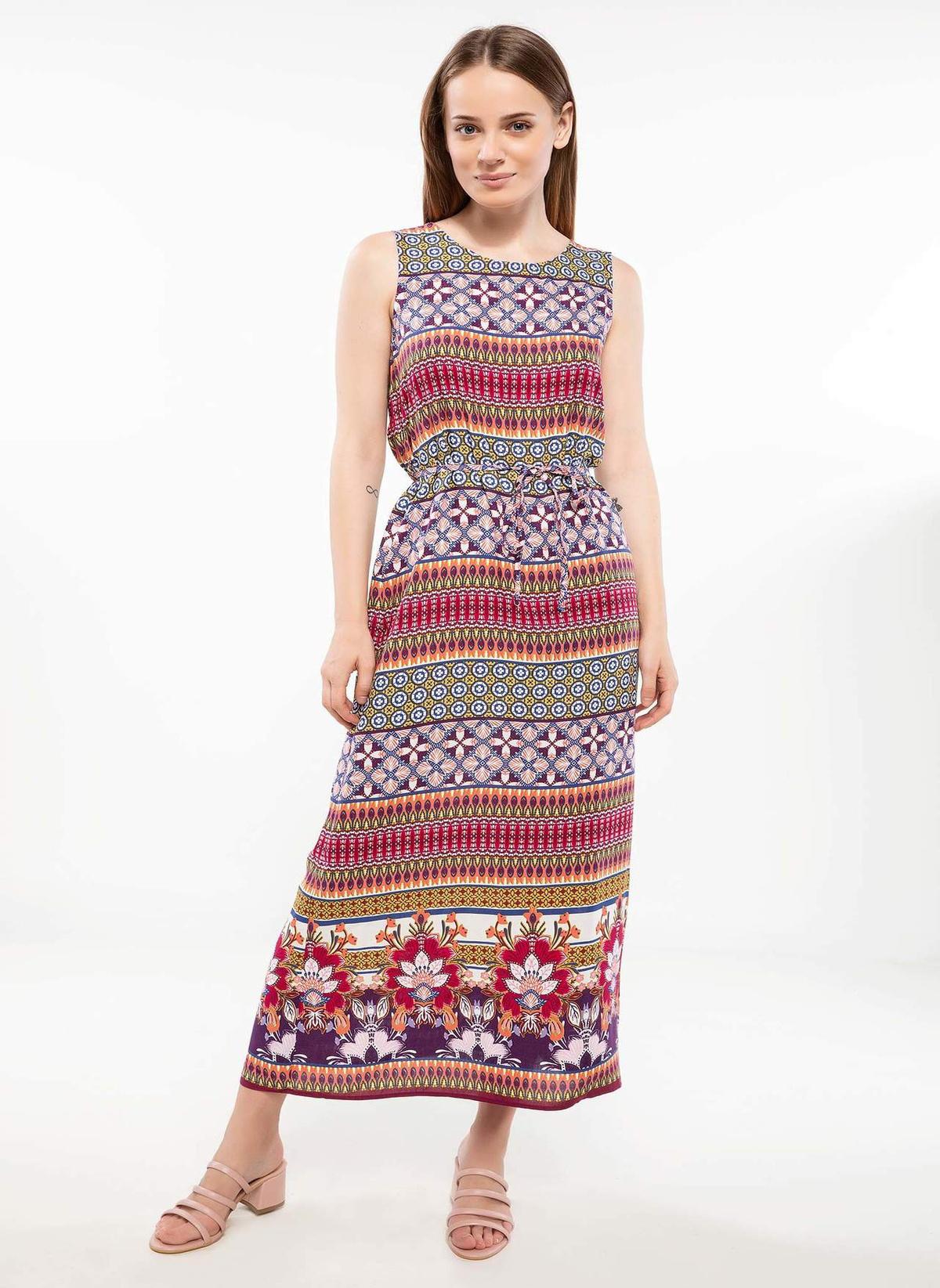 Defacto Baskılı Trend Elbise J6051az18hspn381elbise – 79.99 TL